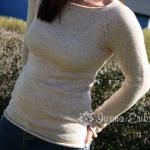 Klasyczny sweterek